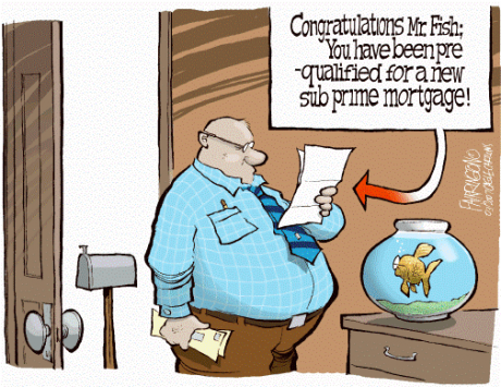 Boliglån og finanskrisen